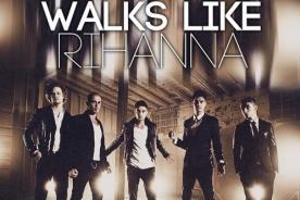 The Wanted: Se publicó su nuevo tema 'Walks Like Rihanna' - Audio