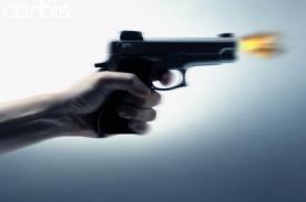 Niño de 10 años ahuyentó ladrón con su propia pistola