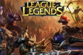 League of legends: Joven fue detenido por insultar en videojuego