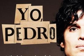 Presentan la portada del libro de Pedro Suárez Vértiz
