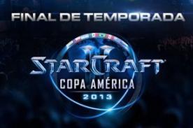 StarCraft II Copa América 2013: Peruano se encuentra entre los 8 finalistas