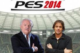 Fernando Niembro es comentarista de Pes 2014 - Video