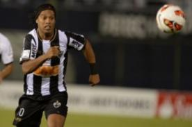 Resultado del partido Atlético Mineiro vs Olimpia 2-0 (4-3) - Final Copa Libertadores