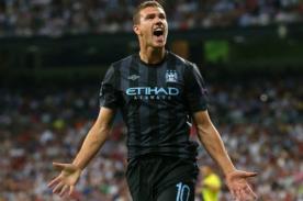 Video de Goles: Manchester City vs AC Milan (5-3) - Copa Audi