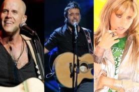 Grammy Latino 2013: Conozca a los cantantes peruanos prenominados