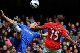Manchester United empató 0-0 ante Chelsea por la Premier League