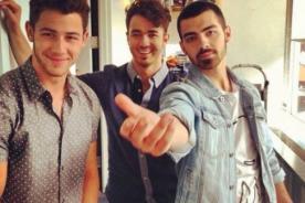 Jonas Brothers anuncia las ciudades que visitarán con su tour