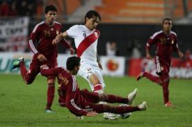 A qué hora juega Venezuela vs Perú por Eliminatorias Brasil 2014 hoy 10 de setiembre