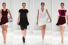 Victoria Beckham lanza su colección Primavera-Verano 2014