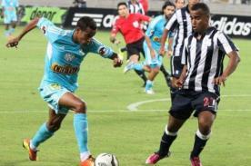 Resultado del partido: Sporting Cristal vs Alianza Lima (1-0) – Descentralizado 2013
