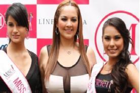 Miss Perú: Marina Mora considera que Melissa Paredes está resentida