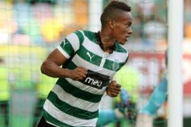 Video: Sporting Lisboa ganó con golazo de André Carrillo
