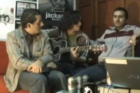 Video: Recuerda la canción que Chabelos dedicó a APDAYC como protesta
