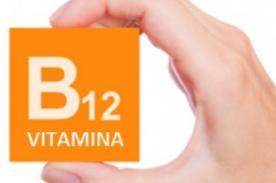 Vitamina B12 beneficia nuestro cerebro