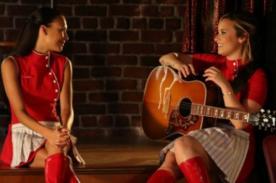 Audio: Demi Lovato y resto del elenco de Glee cantan 'Roar' de Katy Perry