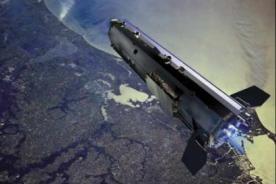 Satélite GOCE de una tonelada ya entró en la atmósfera de la Tierra