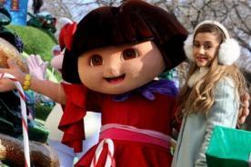 Ariana Grande impresionó en desfile de 'Acción de Gracias' - Video