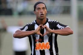 Atlético Mineiro inscribió a Ronaldinho en el Mundial de Clubes 2013