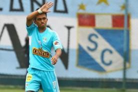 Joazinho Arroé renovó con Sporting Cristal y rechazó oferta de Alianza Lima