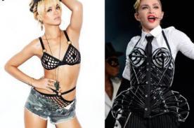 Rihanna supera a Madonna con más canciones en el número uno