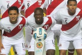 Partido en vivo: Perú vs País Vasco (0-6) Minuto a Minuto - Amistoso Internacional