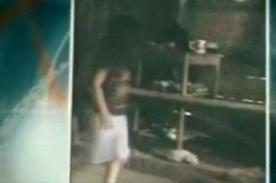 Espeluznante: Niña 'fantasma' causa pánico en Iquitos - Video