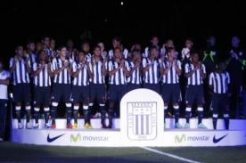 Alianza Lima presenta nueva camiseta - Fotos