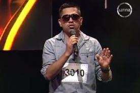 Yo Soy: Imitador de Victor Manuelle es el primer clasificado - Video
