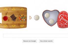 Día de San Valentín: Google del amor te invita a preparar chocolates