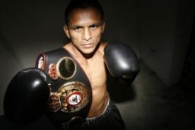 Chiquito Rossel: Conoce la fecha en la que defenderá su título mundial