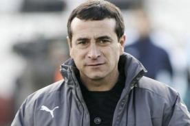 Guillermo Sanguinetti llamó la atención a jugadores de Alianza Lima