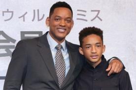 Will Smith y su hijo, son galardonados  en los premios Razzie