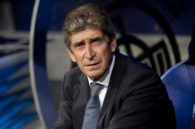 Manuel Pellegrini confundió el nombre del equipo que dirige con el Manchester United - VIDEO