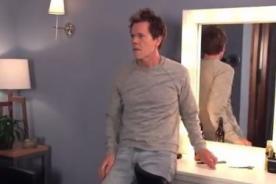 Kevin Bacon revivió baile que realizó hace 30 años en Footloose - VIDEO