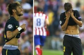 Champions League: Los calzoncillos de Neymar que generaron polémica en Brasil