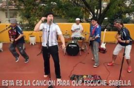 Brasil 2014: 'Rusca' crea canción pidiendo a Tévez a la Selección Argentina - VIDEO