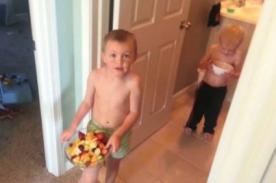 Día de la Madre: Este niño falló con el desayuno sorpresa [Video]