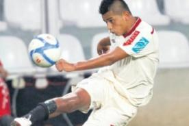 Diego Chávez fue separado de Universitario de Deportes