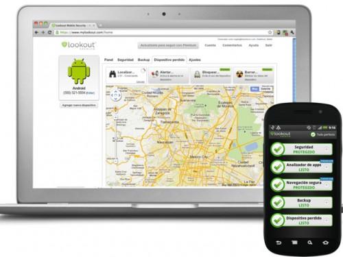 Aplicaciones para encontrar tu celular extraviado