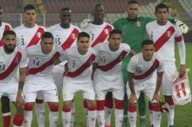 Perú vs Irak en vivo por ATV - Amistoso Internacional (hora peruana)