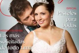 ¿Se casaron? ¡Julián Zucchi y Yiddá Eslava visten de novios! [Video]