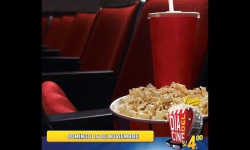 Ofertas que debes aprovechar por el Día del Cine