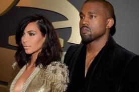 ¿Kim Kardashian pedía que se bañe a Kanye West para estar con él?