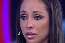 Olinda Castañeda llora tras destruir a Jessica Newton - VIDEO