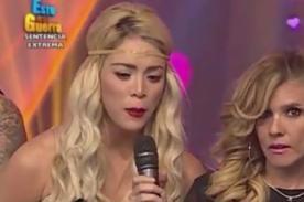 ¿Sheyla Rojas mató las ilusiones de Patricio Parodi con esto? - VIDEO