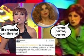 Johanna San Miguel: Este meme recuerda el pasado 'bohemio' de Magaly Medina! - FOTO Y VIDEO