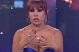 Magaly Medina LLORARÁ con ganas por este resultado en el rating