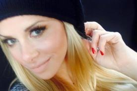 Xoana Gonzalez desata polémica por 'caliente' pose en Instagram - FOTO