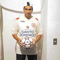 Fútbol Peruano: Rainer Torres quiere ganar la Copa Sudamericana