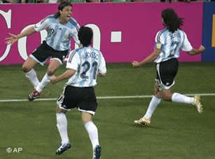 Video de Argentina vs Alemania: Goles del partido En Vivo